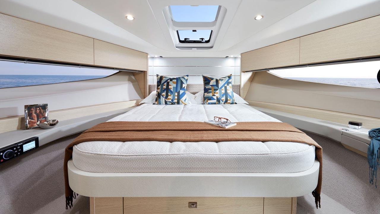 7-Princess-V40-interior-owners-cabin-alba-oak-satin