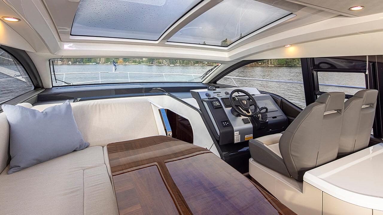 Targa 45 GT Interior 16