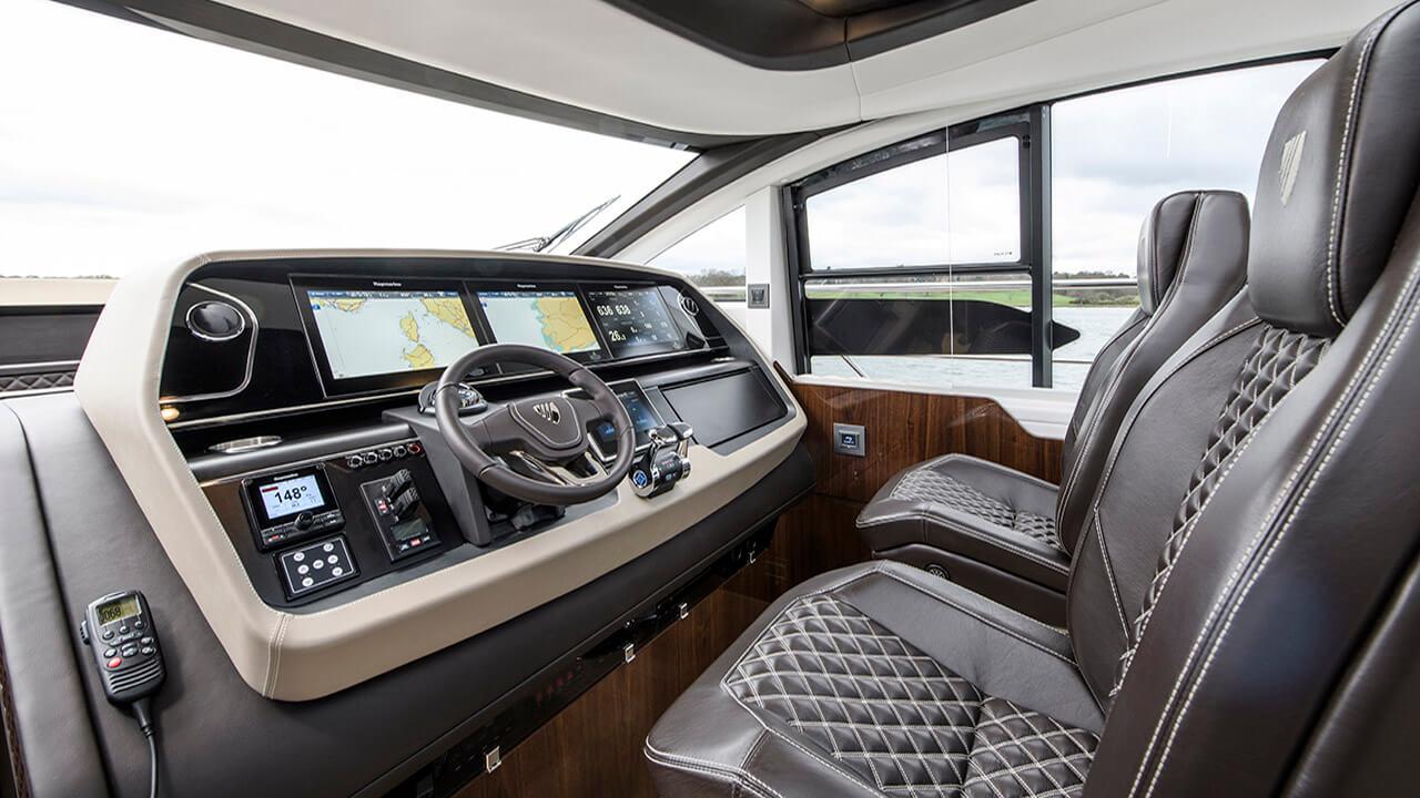 Targa 65 GT Interior_7009